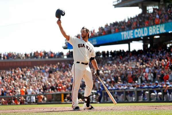 Giants signal likely Madison Bumgarner exit by cutting ties with Kevin Pillar