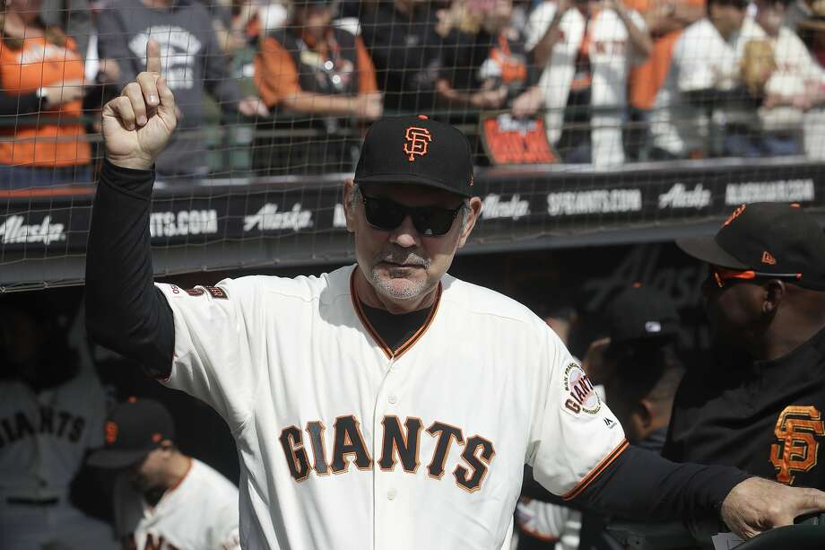 California Gov. Gavin Newsom, Golden State Warriors head coach Steve Kerr and San Francisco Giants legend Willie Mays were among several celebrities, athletes and politicians who paid tribute to Bruce Bochy as he managed his last game.
