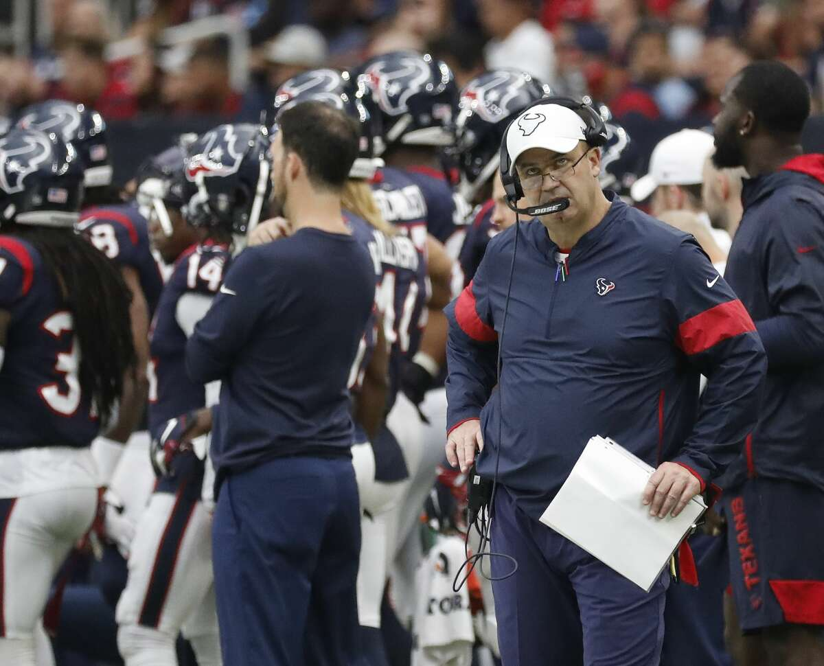 Las Vegas oddsmakers have not placed a lot of faith in Bill O'Brien dual roles as coach and GM for the 2020 Texans season.