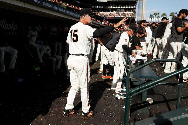 Giants manager search: Farhan Zaidi to interview Hensley Meulens, Ron Wotus