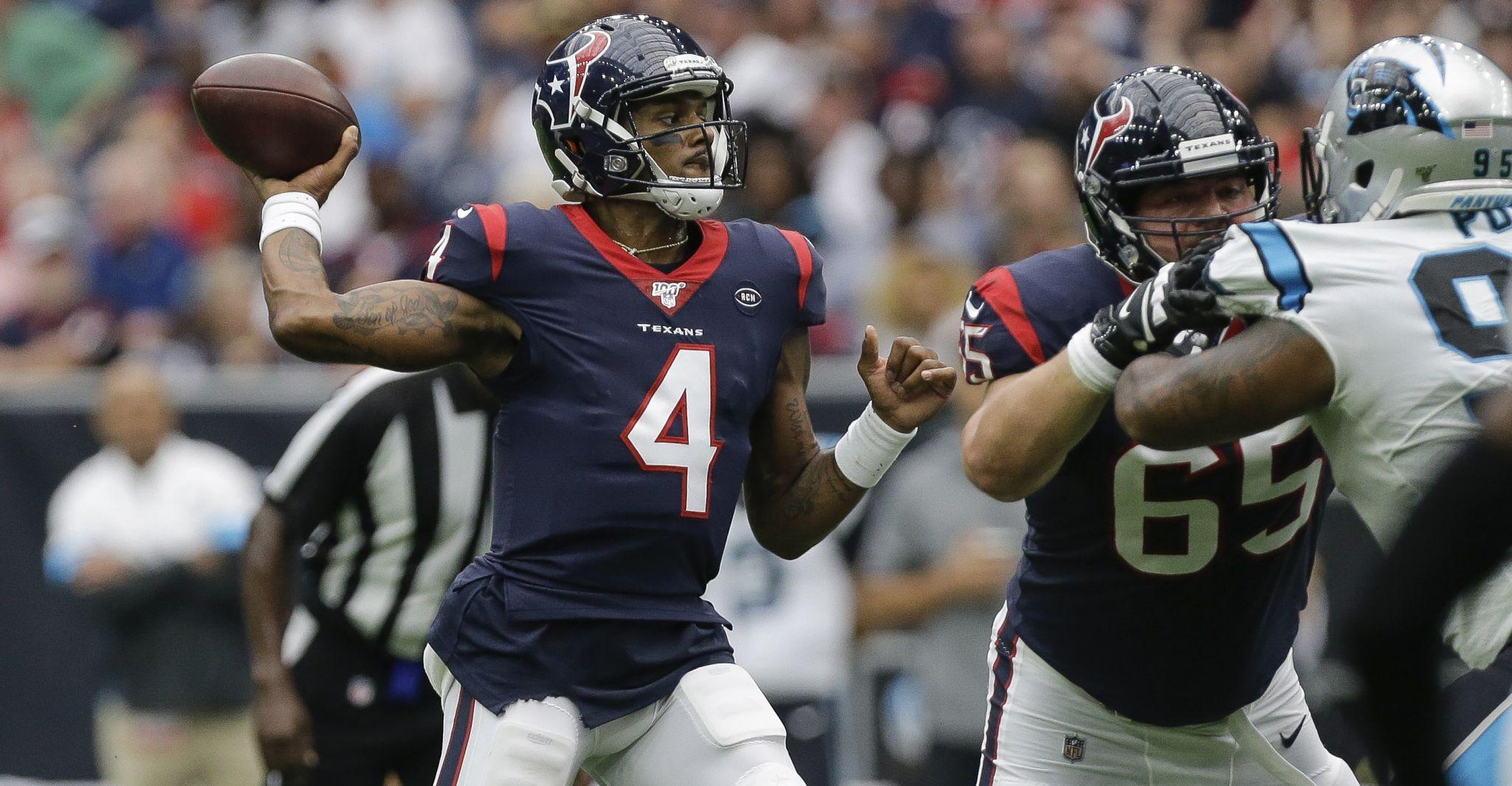 Texans vs. Falcons: John McClain's scouting report