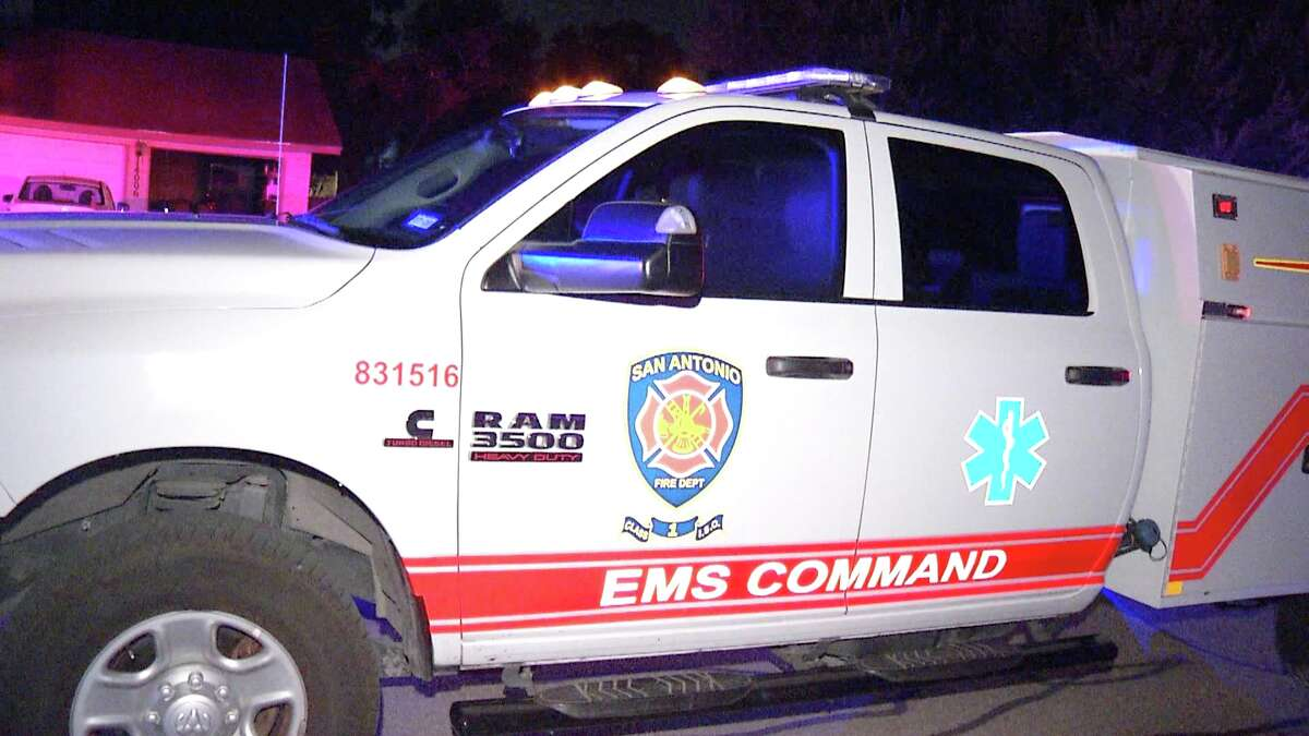 SAFD battled a fire Sunday night on the North Side.