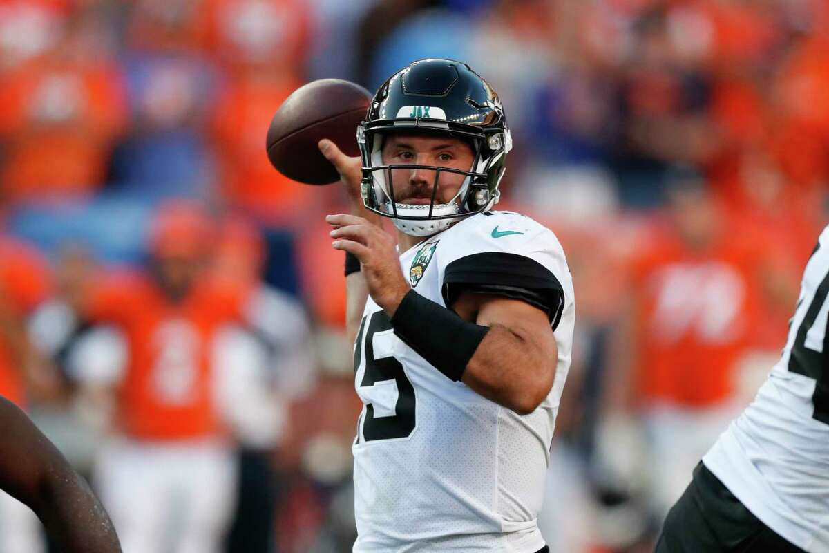 The early legend of Gardner Minshew II continues to grow after the rookie quarterback rallied the Jaguars to a last-second win at Denver on Sunday.