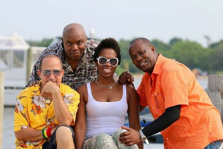 Tribal Legacy, which includes Compton Lyken, Owen Romeo, Charmaine John, Richard Burton, will play at Saturday's Family Fun Day and Health Fair. Photo: The Depot