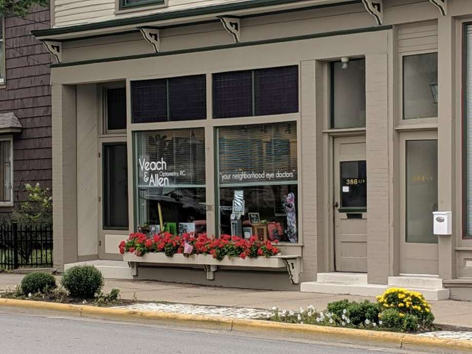 Local Optometrist Retires After 40 Years Manistee News Advocate