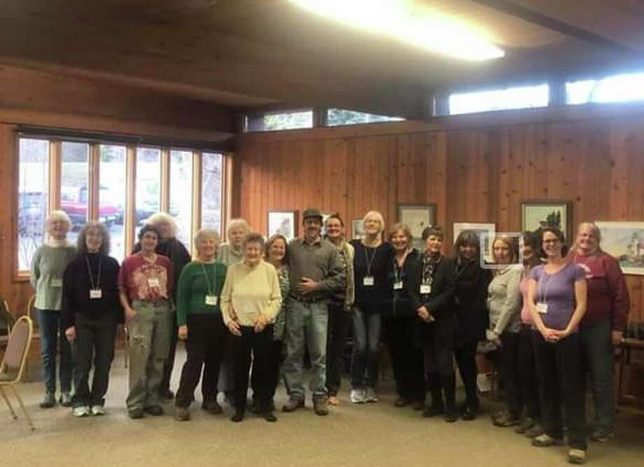The Benzie Village Singers is starting their second season of rehearsals, which focuses on learning chants and rounds orally, without sheet music. (Courtesy Photo)