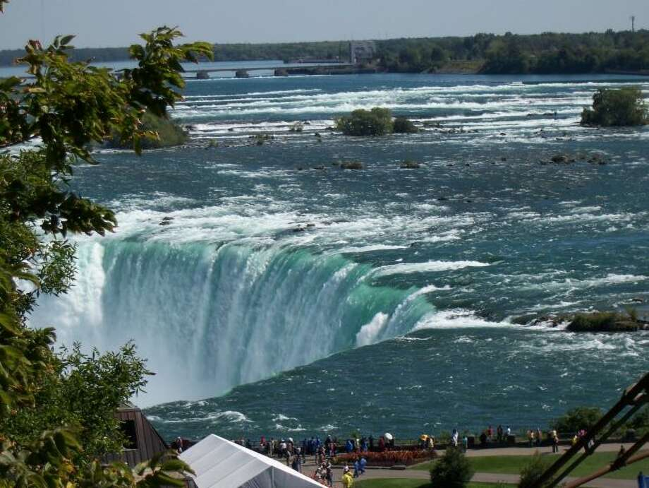 Niagara falls is a stunning force of nature. (Courtesy photo/Roxanne Rowley)