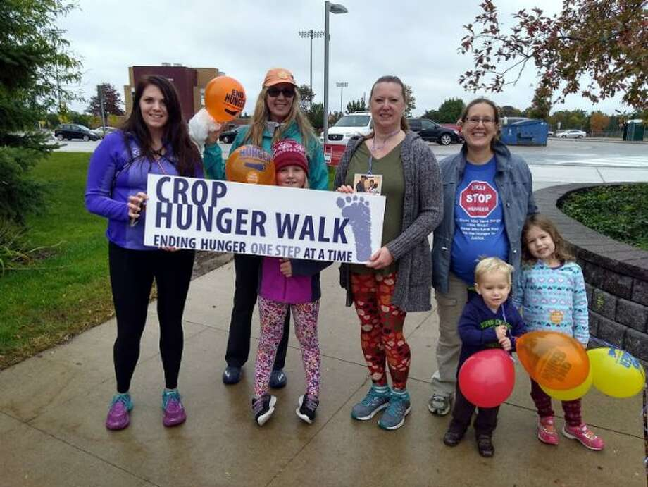 Big Rapids CROP Hunger Walk Coordinator Brenda Westfall said she is looking forward to seeing families and groups of people get together to support their local community, as well as other communities that struggle with poverty and hunger. (Courtesy photo)