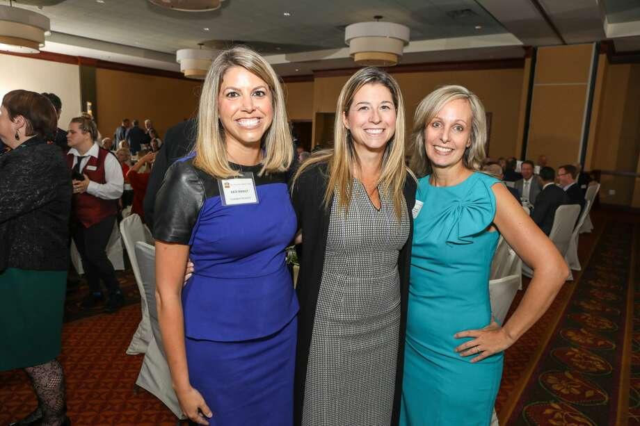 The 2019 Van Rensselaer Awards Dinner took place on Thursday, September 26 at the Hilton Garden Inn, Troy. Award recipients included Siena College, Troy Savings Bank Music Hall and Paula Stopera, former President and CEO of CAP COM Federal Credit Union. Photo: Denis J. Nally Photography