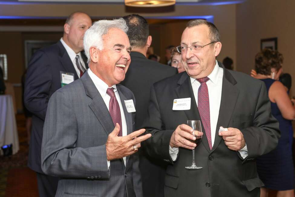 The 2019 Van Rensselaer Awards Dinner took place on Thursday, September 26 at the Hilton Garden Inn, Troy. Award recipients included Siena College, Troy Savings Bank Music Hall and Paula Stopera, former President and CEO of CAP COM Federal Credit Union.