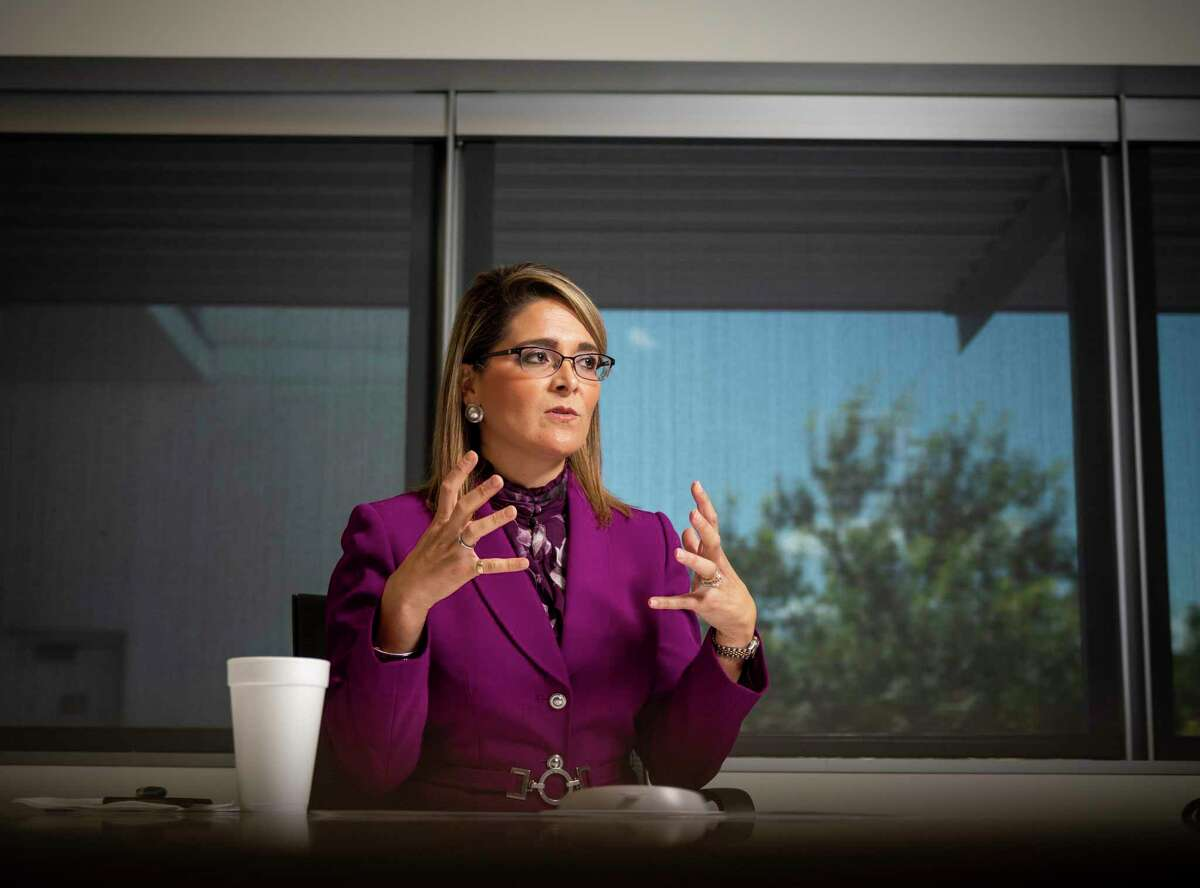 As Methodist Healthcare Ministries chief operating officer, Xochy Hurtado's goal is to shift the focus of health care to address the so-called social determinants of health, such as nutrition.