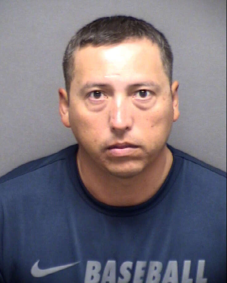 SAPD arrested Christopher Gauna, who they said they suspect of hitting and killing a TxDOT contractor. Photo: Bexar County Sheriff's Office