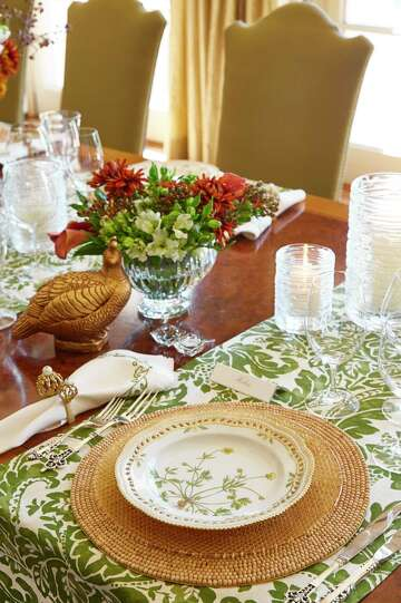 Plan your holiday table with ideas from Traditional Home ... Plan Home Magazine on home plan software, home plan collections, home plan kitchen,