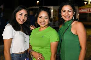 Music lovers head to North Central Park for the City of Laredo's Concerts it the Park event, Saturday, Sep. 28, 2019.