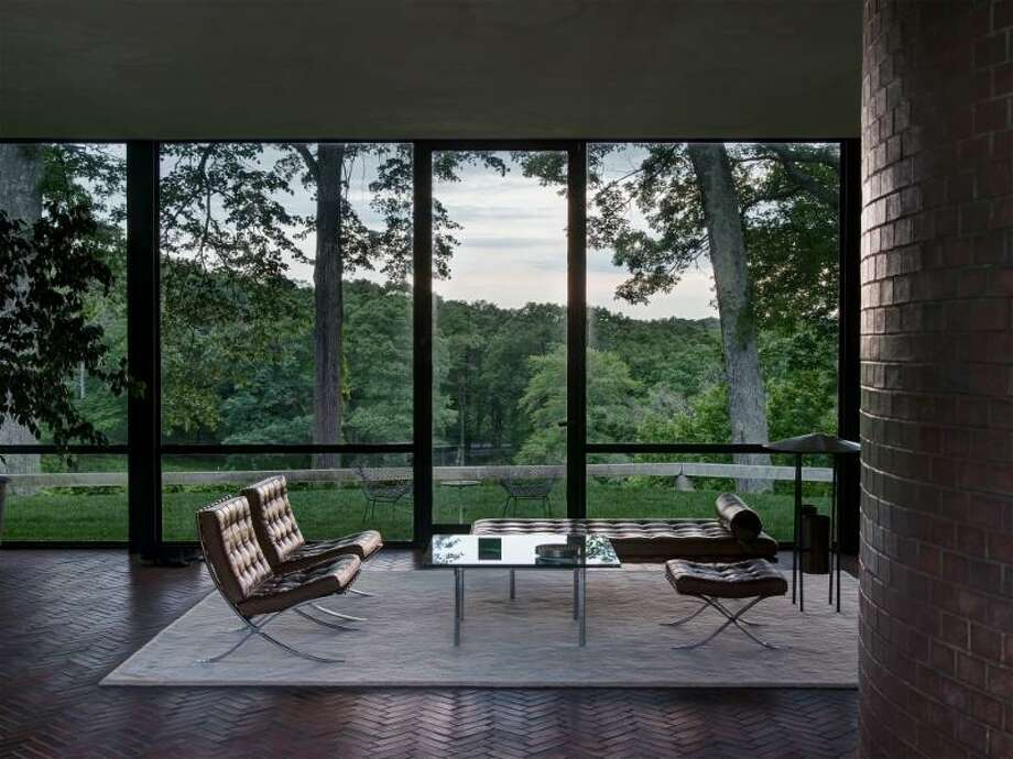 The Glass House in New Canaan, Connecticut will holds its 15th Community Day this coming Wednesday, Oct. 2, 2019. Michael Biondo / Contributed photo Photo: Michael Biondo / Contributed Photo