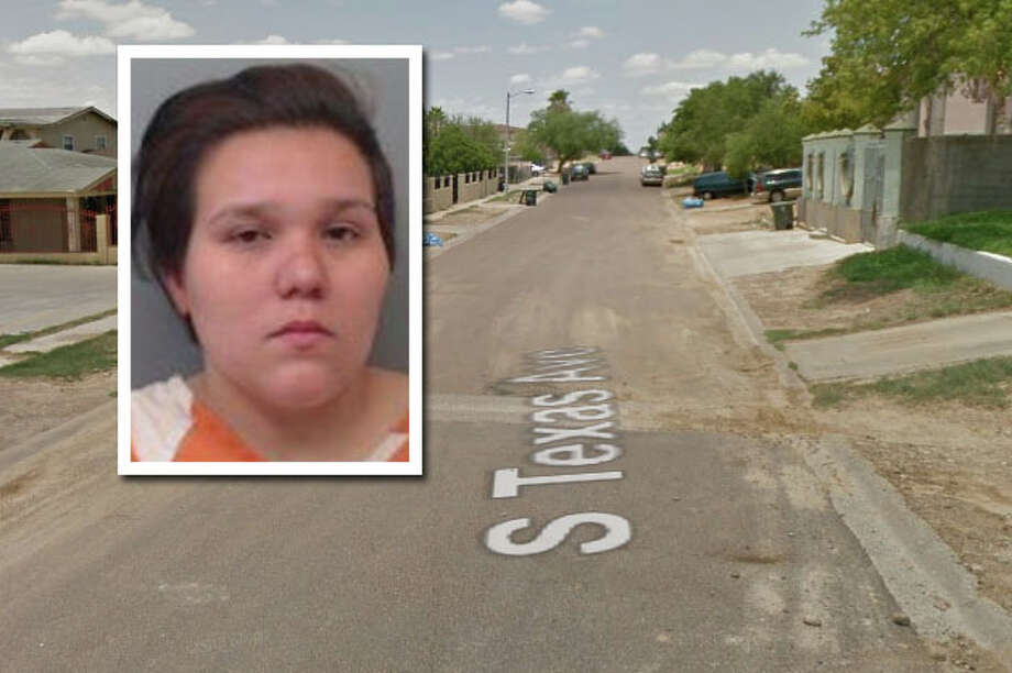 A woman left her two children, ages 2 and 3, to go pick up her boyfriend from work, according to Laredo police. Photo: Courtesy