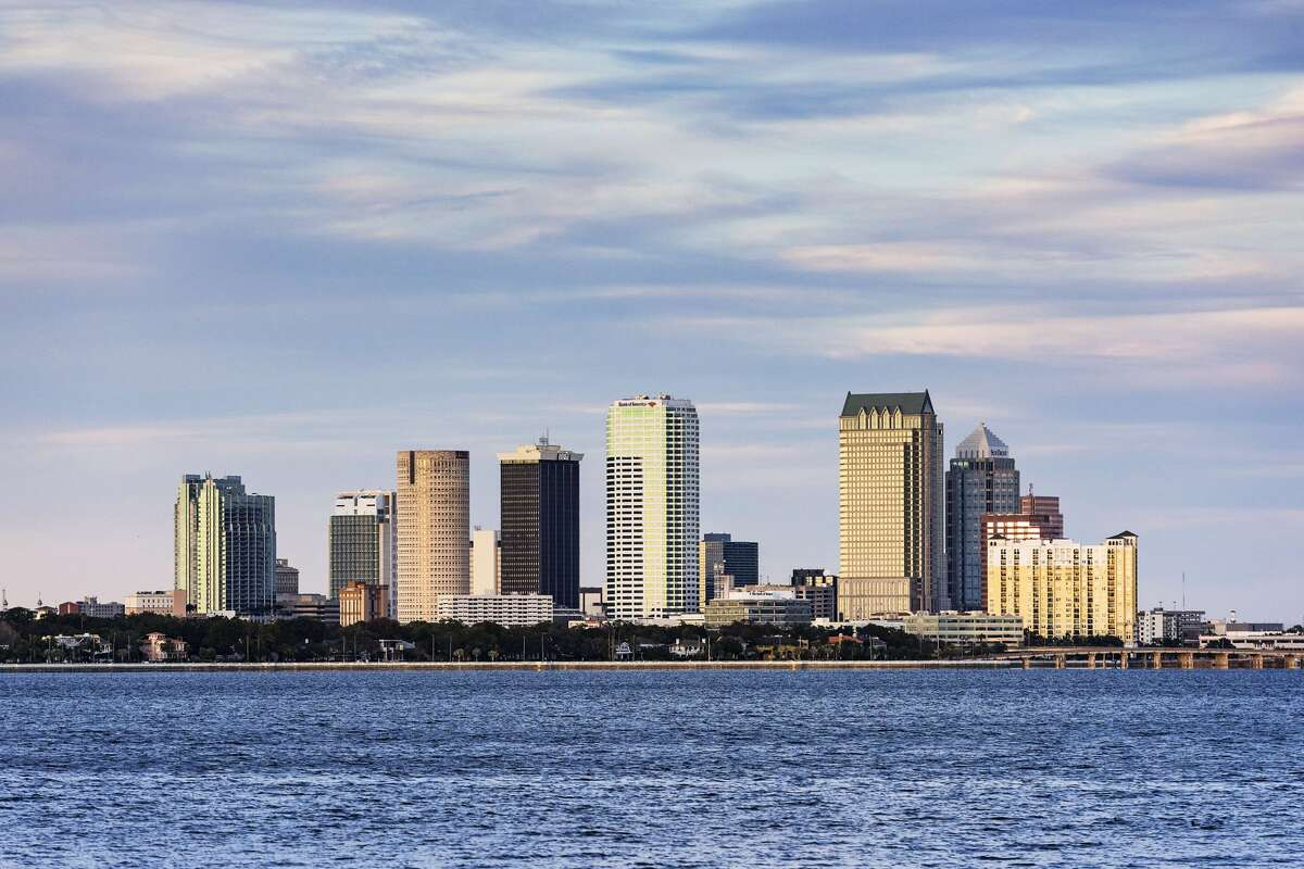 Tampa, Florida  Tampa, Florida ranked as the top large city for first-time home buyers, according to the study.
