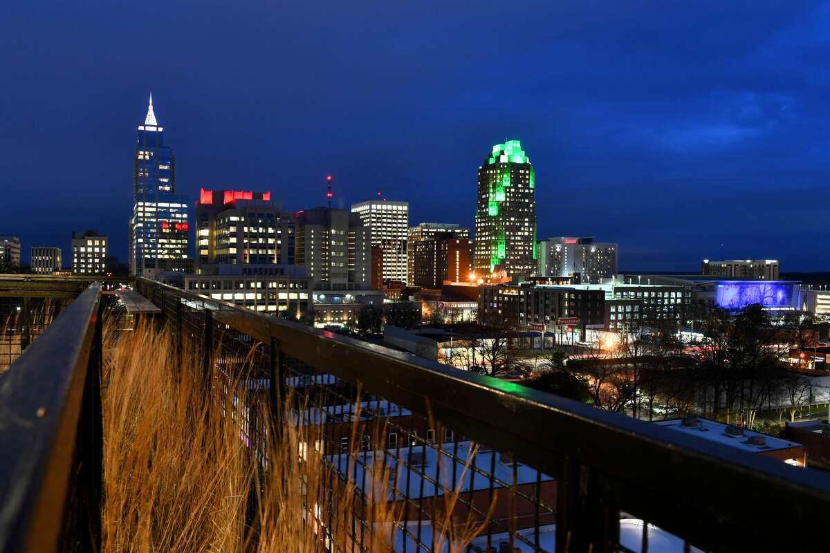 Raleigh, NC: No. 9 Startup density: 23.49% Startup growth: 14.36% Workers employed by startups: 7.5% Self-employed workers: 3.9% Education: 38.11% with bachelor's or higher Cost of living: 96.2%
