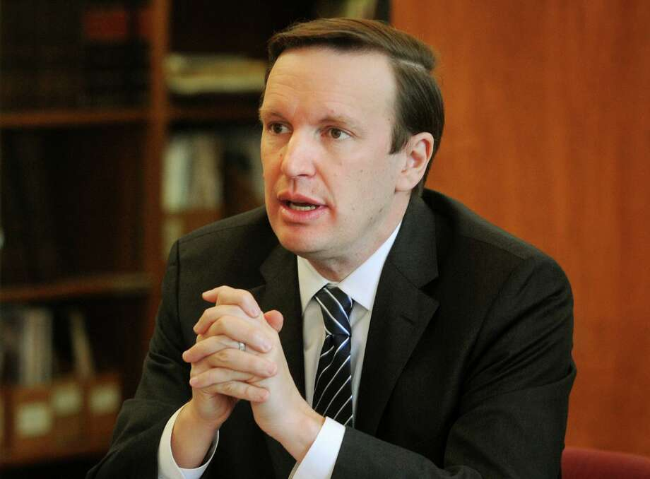 Sen. Chris Murphy, D-CT Photo: Brian A. Pounds / Hearst Connecticut Media / Connecticut Post