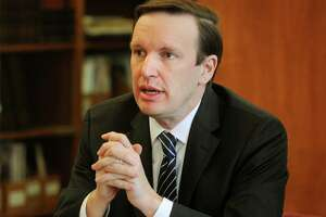 Sen. Chris Murphy, D-CT, says negotiations over gun laws are on-going with the White House.