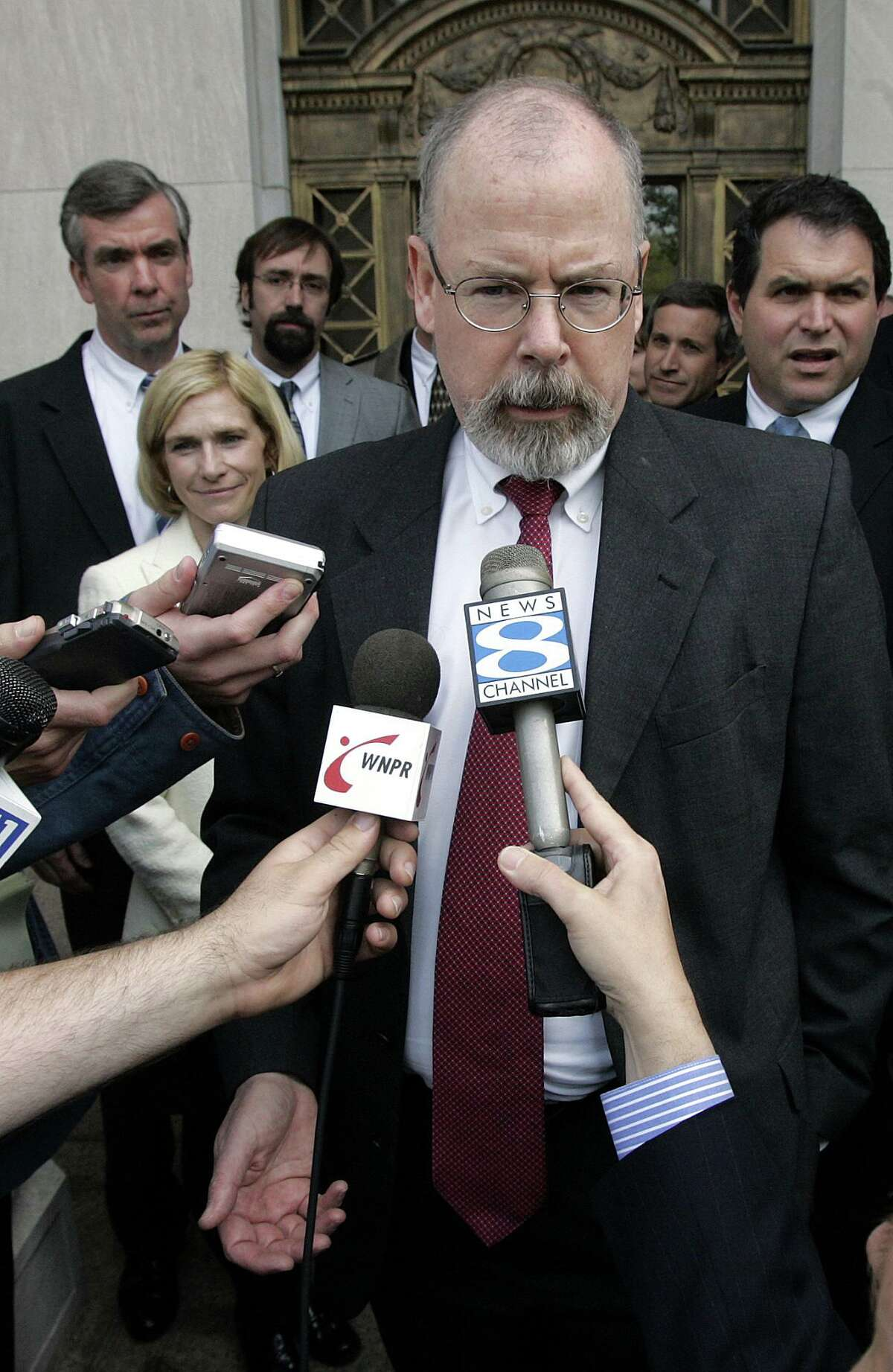 U.S. Attorney for Connecticut John Durham has been tapped by the Trump administration to investigate Ukraine's potential role in interfering in the 2016 election.