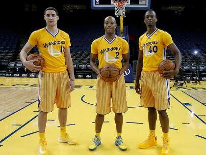 warriors sleeve jersey