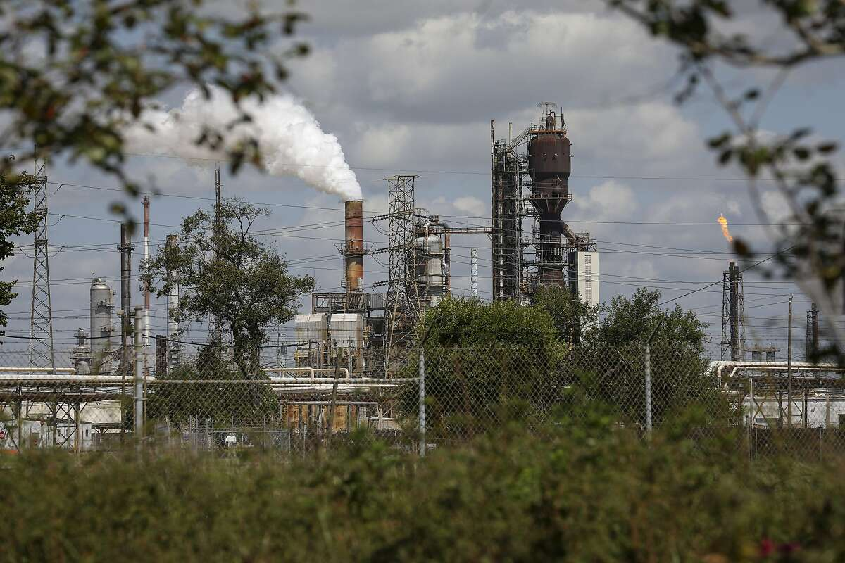 The ExxonMobile Baytown Refinery, photographed on Tuesday, Sept. 24, 2019, in Baytown.
