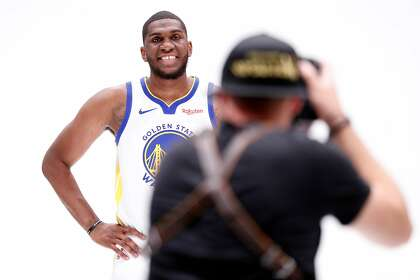 Warriors' Kevon Looney to miss rest of preseason with hamstring injury