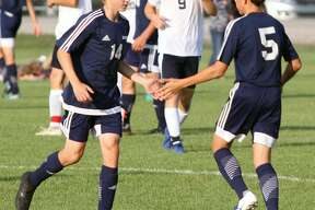 The USA Patriots held off Bad Axe for a 1-0 victory on Monday, Sept. 30.