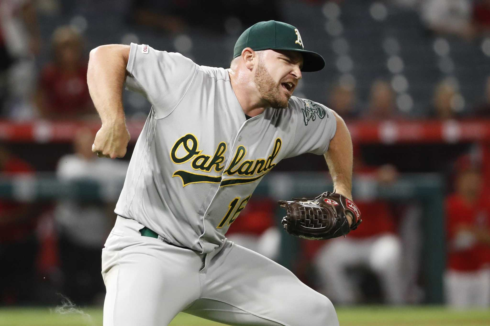 Defense edge might pay off big for A's in postseason