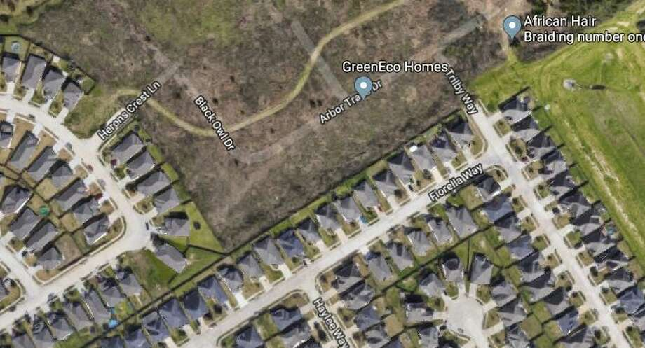 Deodrick Bradley, 29, died at his home in the 3600 block of Arbor Trails Drive from an apparent gunshot wound, investigators said. >> Click through the following gallery to see Houston's most homicide-prone ZIP codes. Photo: Google Earth