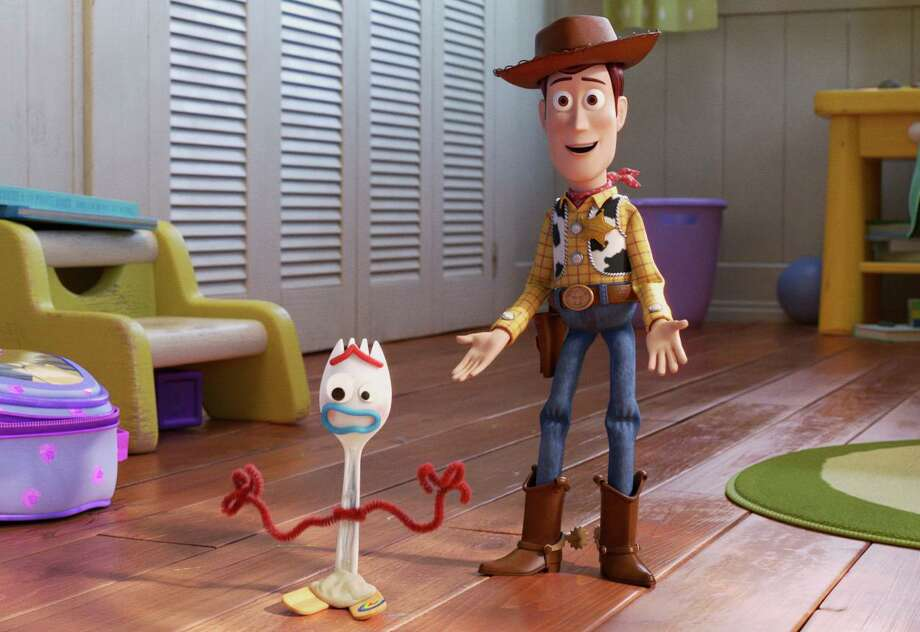"""Toy Story 4"" introduced Forky to the animated franchise. Photo: Pixar / Disney/Pixar"