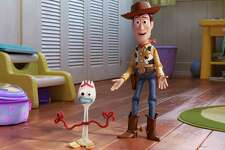 """Toy Story 4"" introduced Forky to the animated franchise."