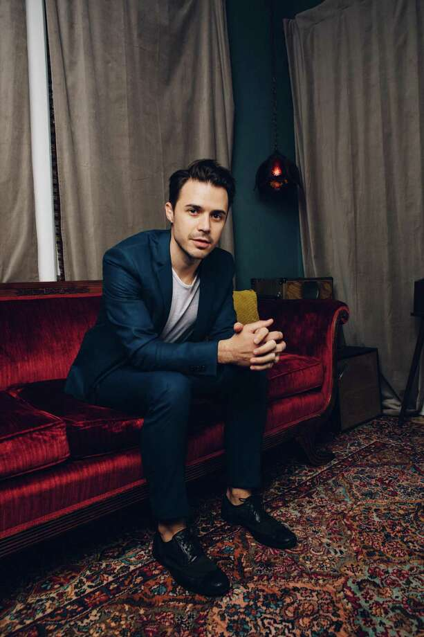 Kris Allen will perform at the Fairfield Theatre Company on Oct. 5. Photo: Kris Allen/ Contributed Photo