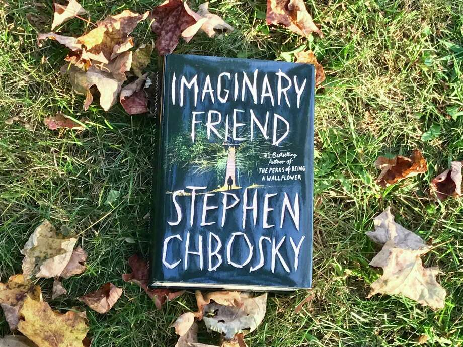 "Stephen Chobsky's long-anticipated second novel ""Imaginary Friend"" is an unnerving tale about a child and his imaginary pal. Photo: TinaMarie Craven / Hearst Connecticut Media /"