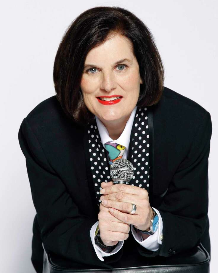 Paula Poundstone will perform on Oct. 3 at 8 p.m. at the Ridgefield Playhouse, 80 East Ridge Road, Ridgefield. Tickets are $45-$55. For more information, visit ridgefieldplayhouse.org. Photo: Ridgefield Playhouse / Contributed Photo / Michael Schwartz