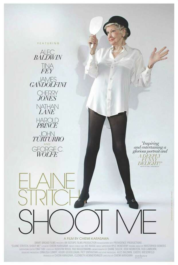 """Elaine Stritch: Just Shoot Me,"" serves as a perfect tribute to the performer. Photo: /"