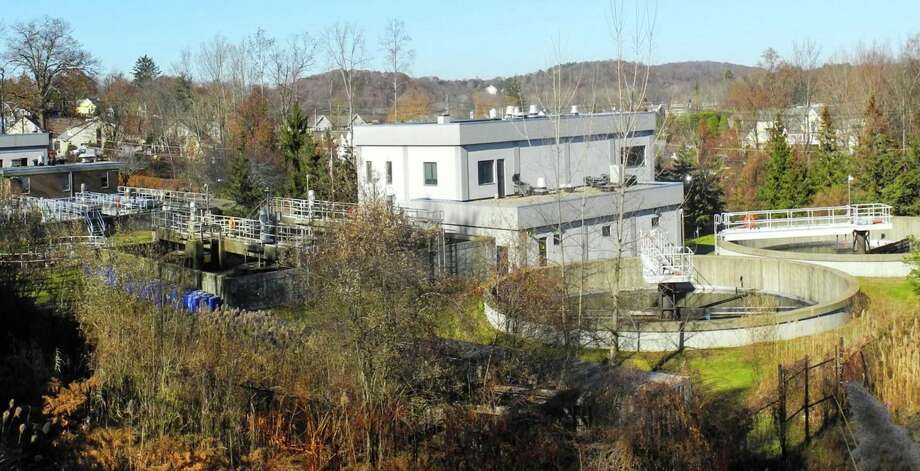 The existing Wastewater Treatment Facility on South Street.