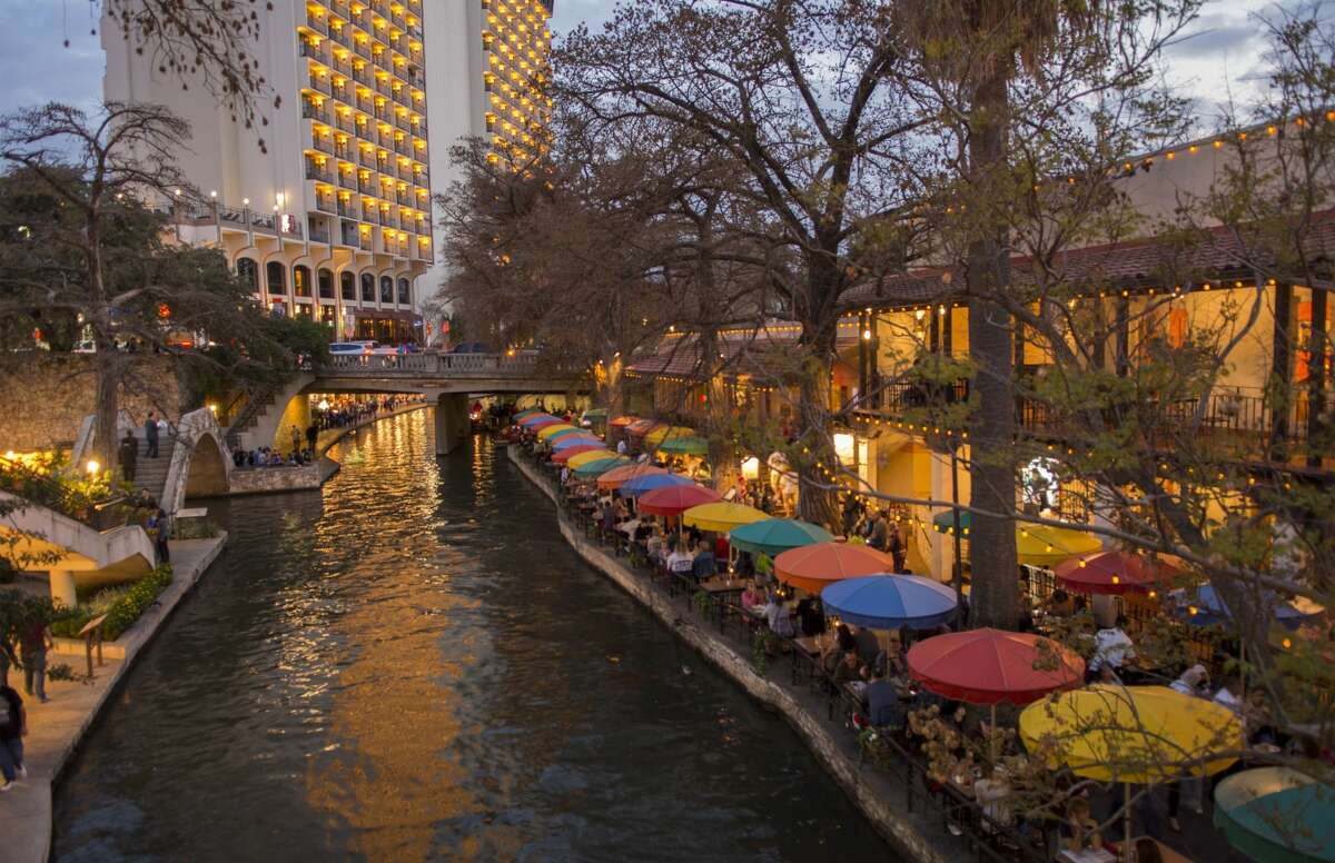 San Antonio's River Walk is in USA Today's running for best River Walk in the United States.