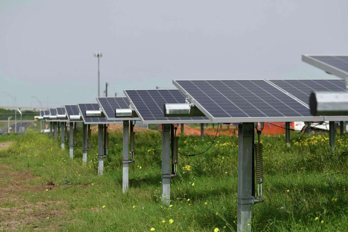 The annual cost of operating and maintaining solar energy plants is expected to double in five years, reflecting an increase in future demand while maintaining current installed capacity.
