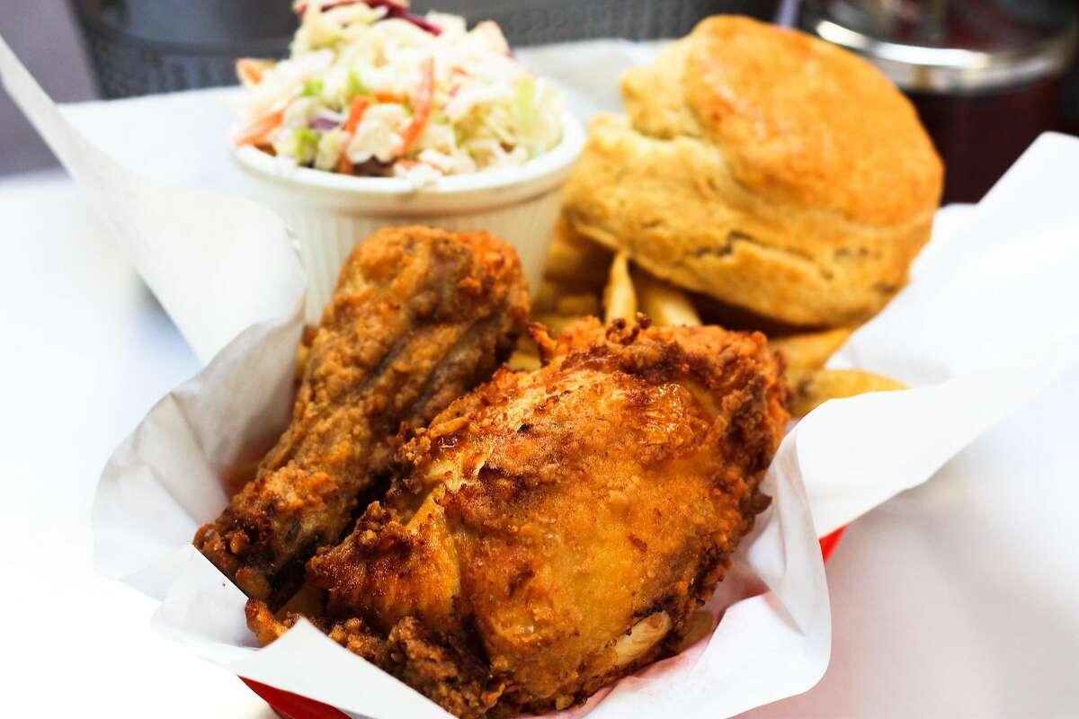 Brenda's in Oakland. The restaurant opens next week.
