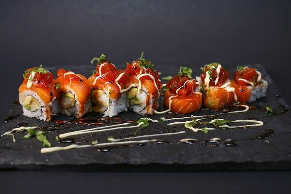 Owners Behind Houston S Uptown Sushi Debut New Concept In