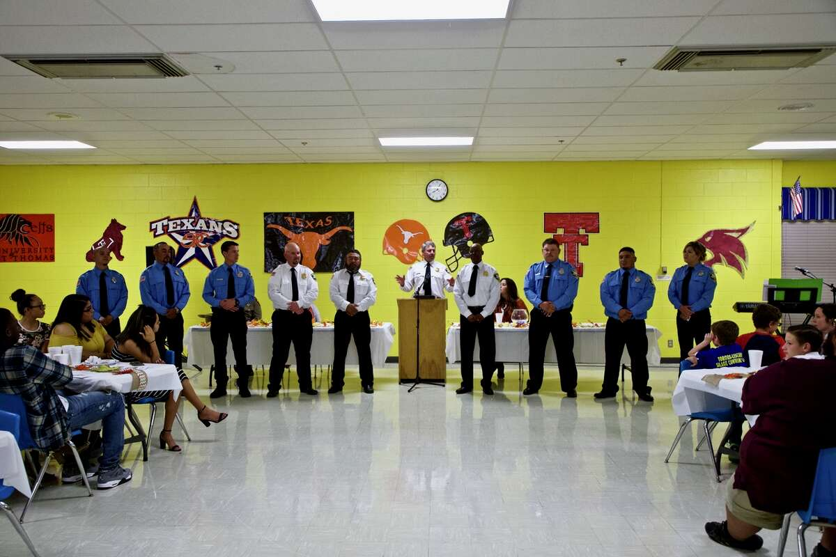 Hale Center celebrates its first responders, including a new captain and volunteers for its Volunteer Fire Department.