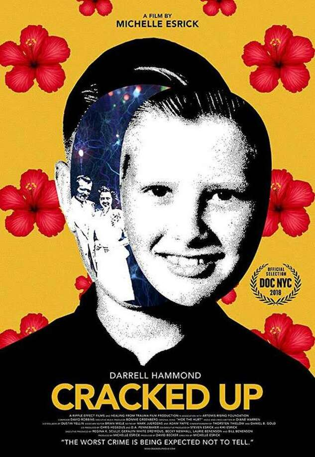 "Director Michelle Esrick's award-winning documentary ""Cracked Up"" explores the impact that childhood trauma can have across a lifetime through the story of comedian, actor and ""Saturday Night Live"" legend Darrell Hammond. Photo: Ridgefield Playhouse / Contributed Photo"