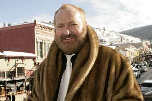 "Actor Randy Quaid of ""Real Time"" poses at the Sky 360 Delta Lounge during 2008 Sundance Film Festival on January 19, 2008 in Park City, Utah. 