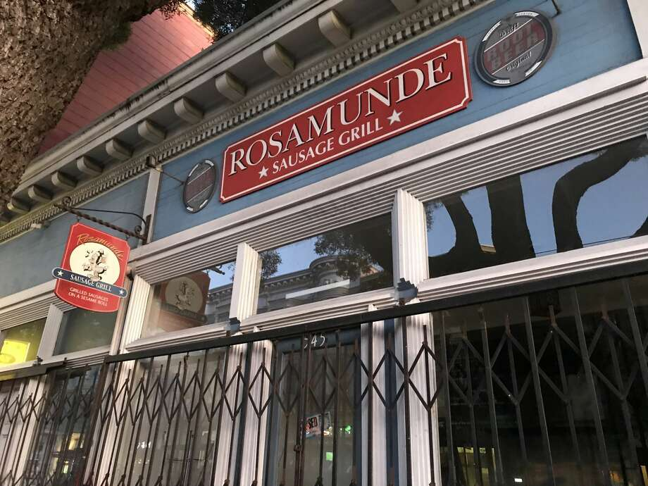 Rosamunde on Haight Street has closed, but its former manager will open a new restaurant in its place. Photo: SFGate