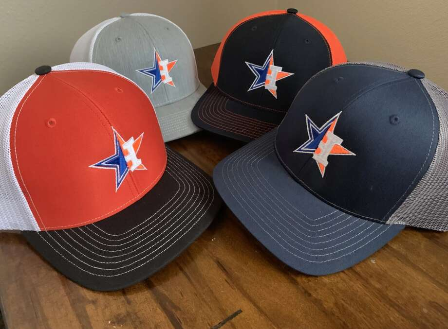 Baytown Hat Co. rolled out a design making it possible for fans to represent the Houston Astros and the Dallas Cowboys at the same time. Photo: Baytown Hat Co.
