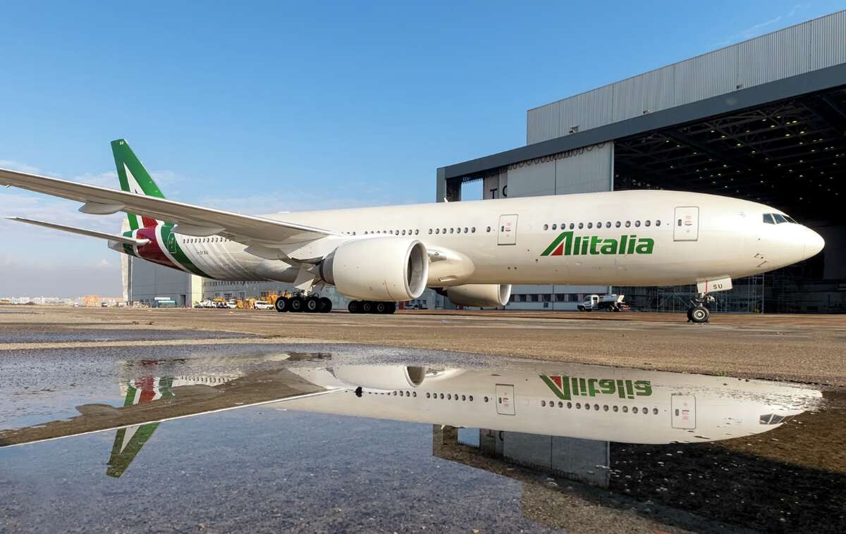 Alitalia will fly a Boeing 777 between San Francisco and Rome starting in summer 2020