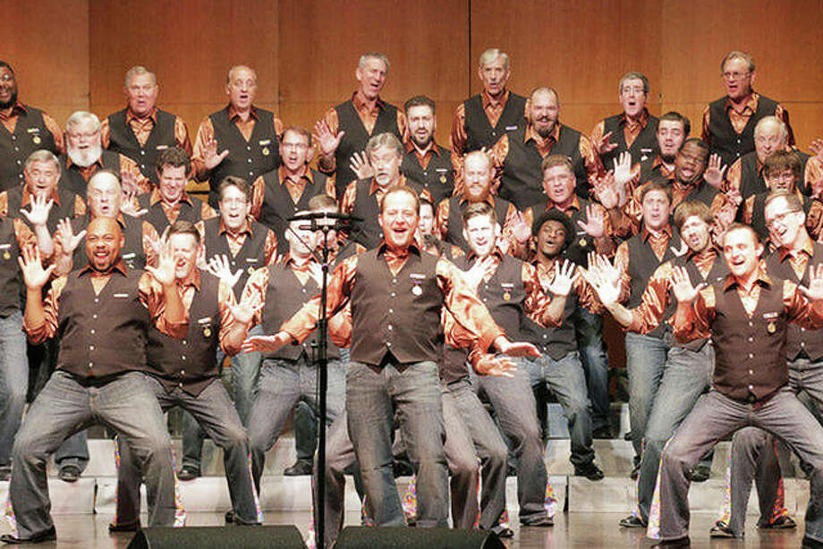 The Ambassadors of Harmony will appear at 3 p.m., Sunday, Oct. 6, at Hatheway Cultural Center on the campus of Lewis and Clark Community College as part of the Greater Alton Concert Association's current season. Photo: For The Telegraph