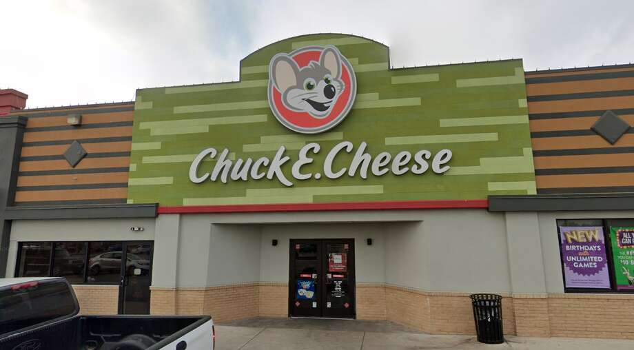 San Antonio Chuck E. Cheese locations are back open for dine-in and games. Photo: Google Maps